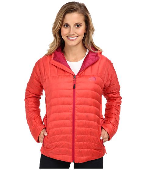 Tonnerro Hooded Womens Jacket
