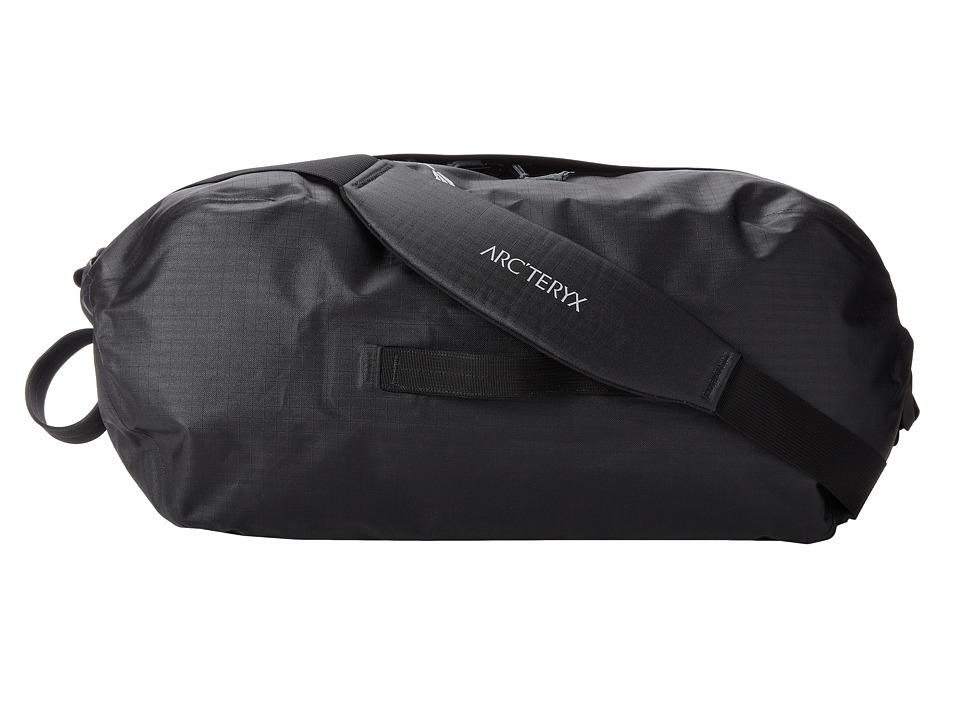 Arcteryx Carrier Duffel 35 Black Duffel Bags