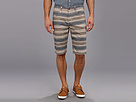 Joe's Jeans Weekend Collection Five-Pocket Baja Short in Surf Stripe
