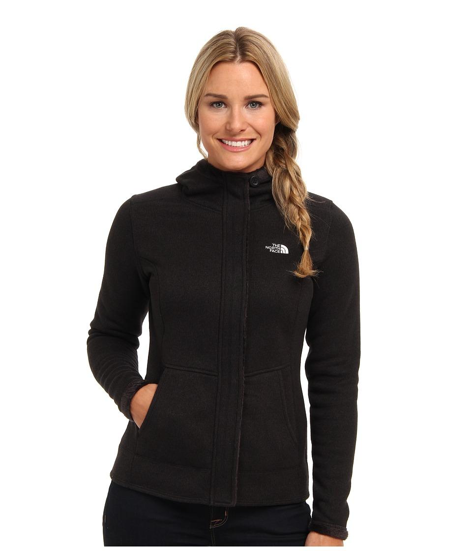 The North Face Banderitas Hoodie (TNF Black) Women's Jacket