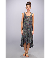 Lucky Brand - The Strand Hi Low Dress Cover-Up