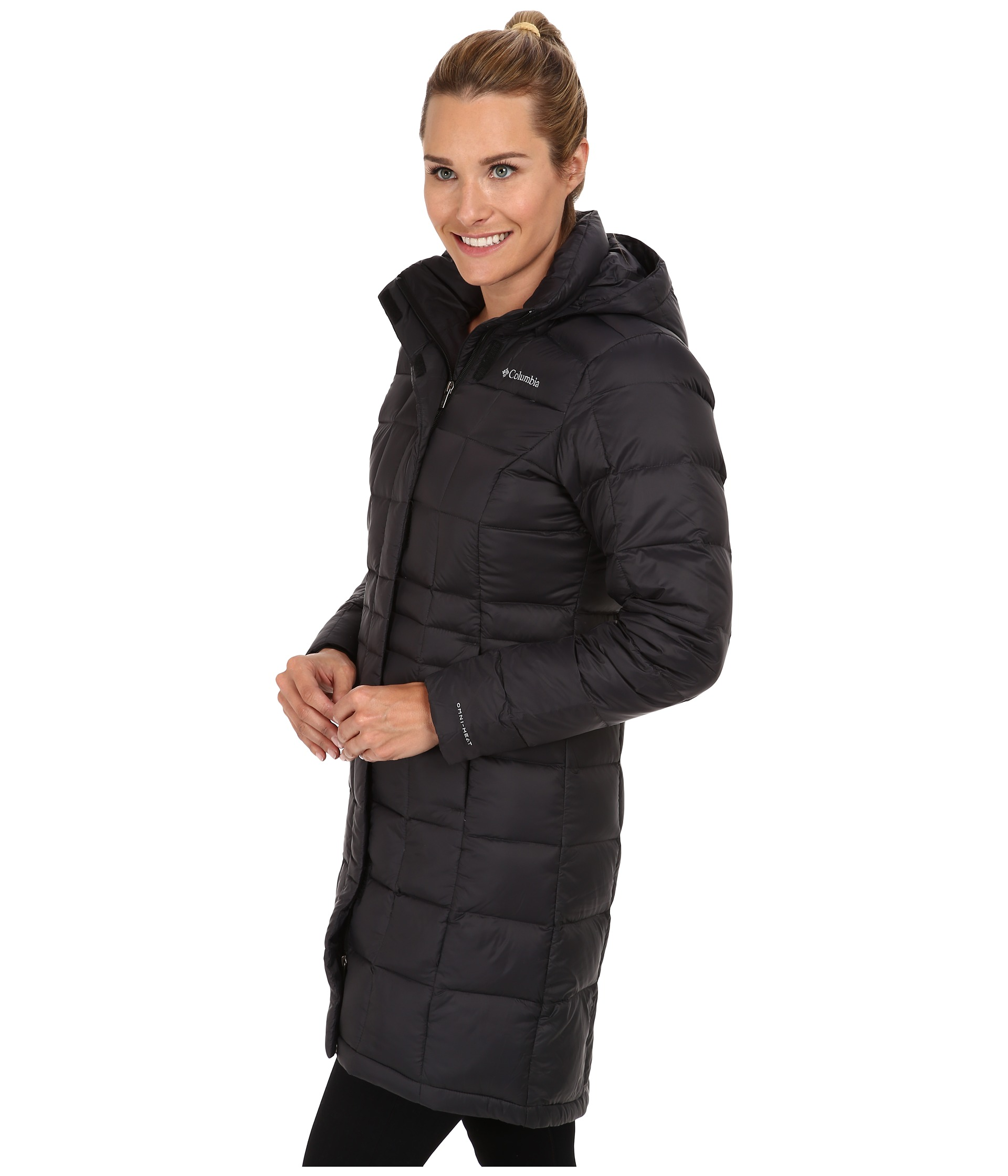 Columbia Hexbreaker™ Long Down Jacket - Zappos.com Free Shipping ...