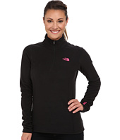 The North Face - Pink Ribbon Glacier 1/4 Zip