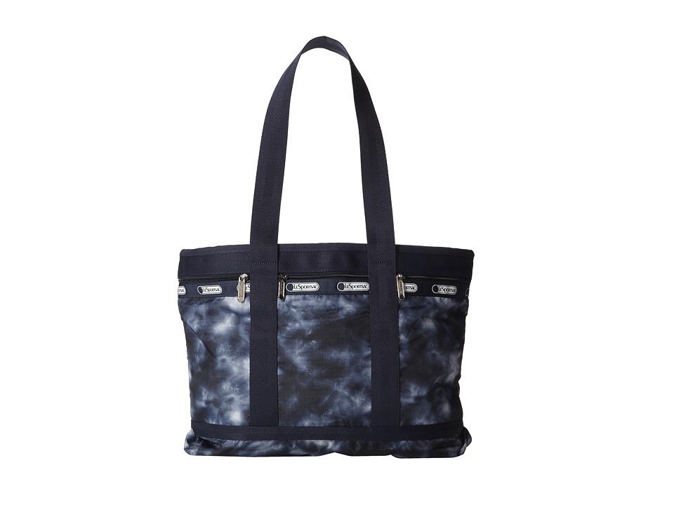 LeSportsac Luggage - Medium Travel Tote (Aquarius) Tote Handbags
