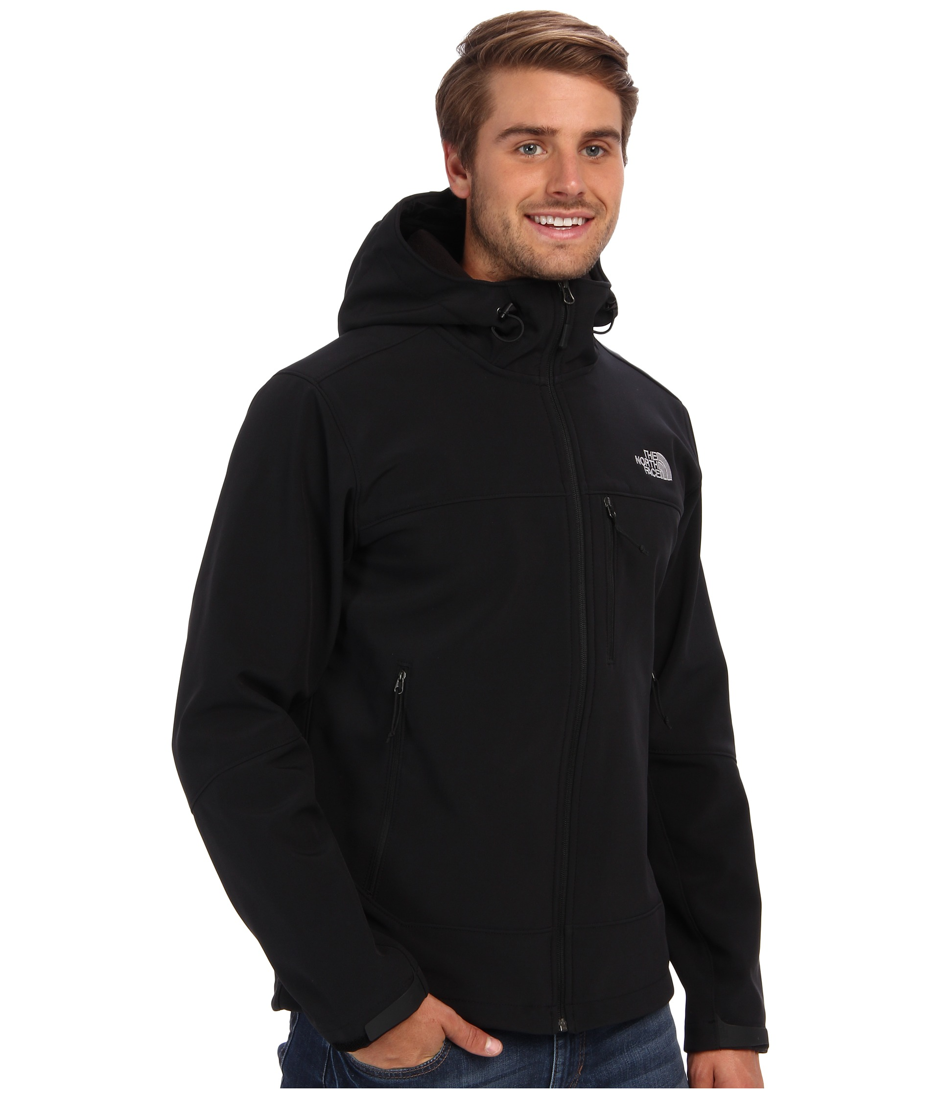 The North Face - Apex Bionic Hoodie Jacket