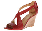 Nine West - Fichel (Red Leather) - Footwear