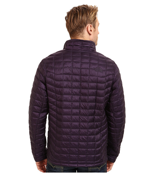 The North Face Thermoball Full Zip Jacket Dark Eggplant
