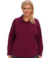 Columbia - Plus Size Silver Ridge™ L/S Shirt