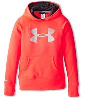 Under Armour Kids - Storm Big Logo Armour® Fleece Hoodie (Big Kids)