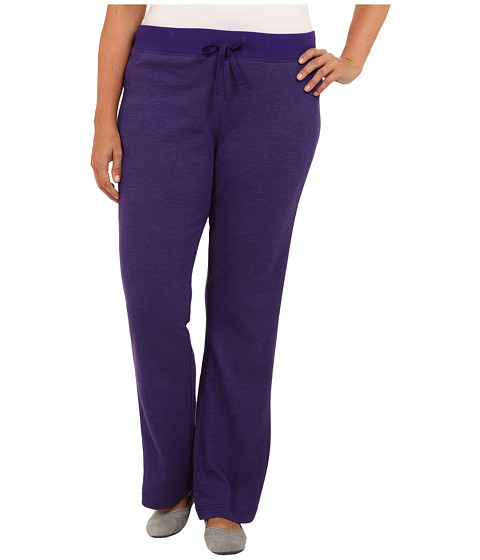 Columbia - Plus Size Heather Hills Pant (Hyper Purple) - Apparel