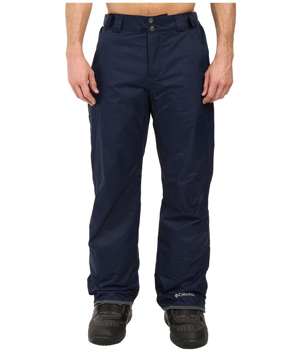 Columbia Bugabootm II Pant (Collegiate Navy) Men's Outerwear