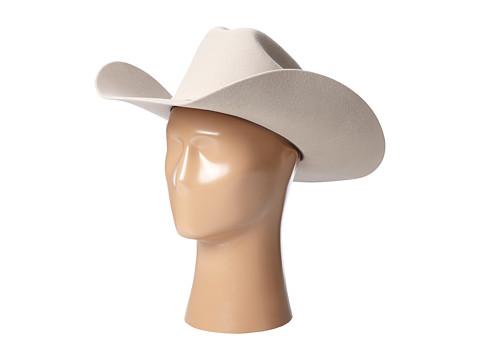 M&F Western Santa Fe - 2X Select Wool Silver Belly