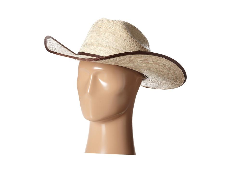 MampF Western T73224 Palma Natural Cowboy Hats