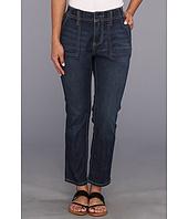 Jag Jeans Petite - Petite Andrew Surplus Crop in Indigo