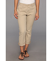 Jag Jeans Petite - Petite Andrew Surplus Crop in British Khaki