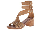 Belle by Sigerson Morrison Abra (Medium Brown Leather)