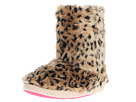 Furry Boot Slippers