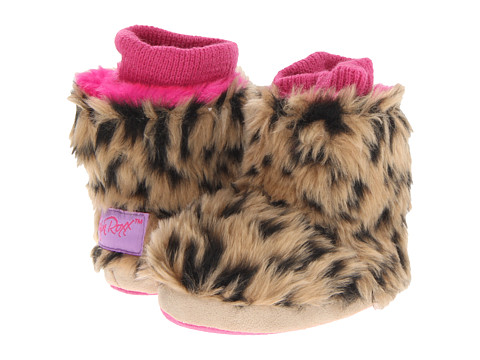 M&F Western Furry Boot Slippers (Infant/Toddler)