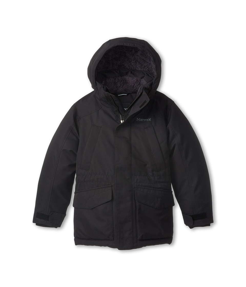 Marmot Kids Boys Bridgeport Jacket Little Kids/Big Kids Black Boys Coat