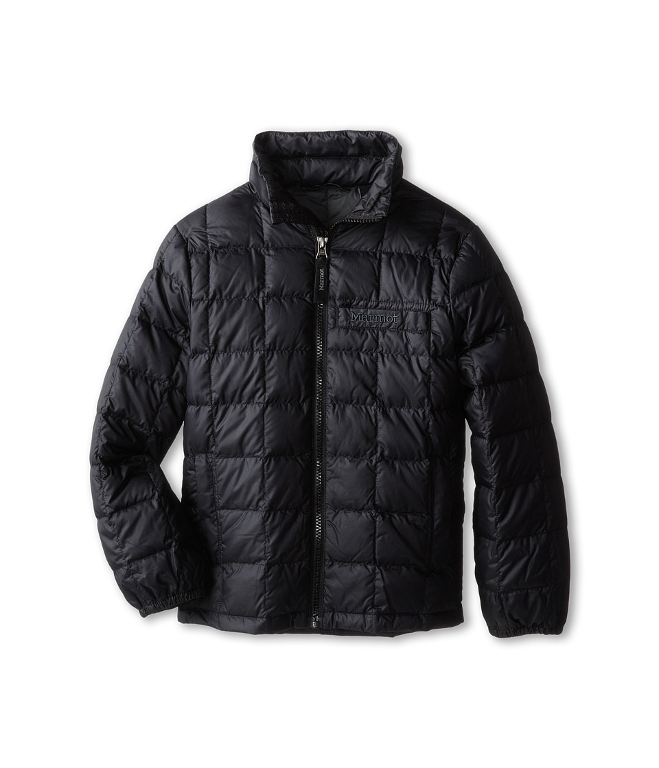 Marmot Kids Boys Ajax Jacket Little Kids/Big Kids Black Boys Jacket