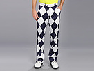 Loudmouth Golf Navy and White Pant