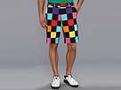 Loudmouth Golf Hollywood Squares Black Short