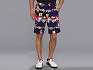 Loudmouth Golf Sponge Bob Square Pants Navy Short
