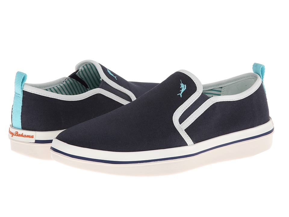Tommy Bahama - Relaxology Ryver Canvas (Navy) Men