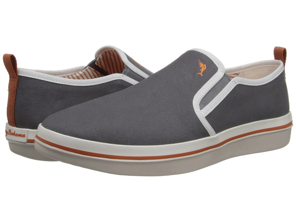 Tommy Bahama - Relaxology Ryver Canvas (Dark Grey) Men