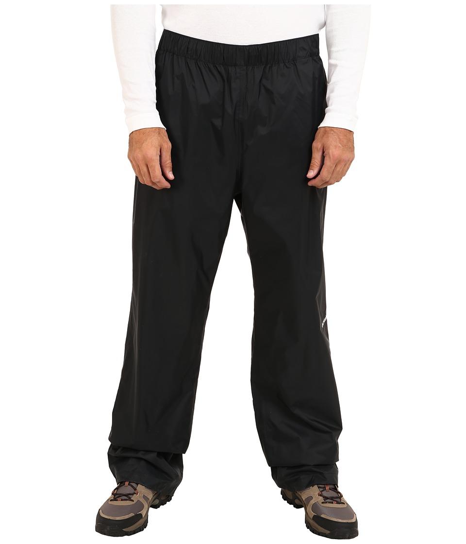 Columbia Big Tall Rebel Roamertm Pant (Black) Men