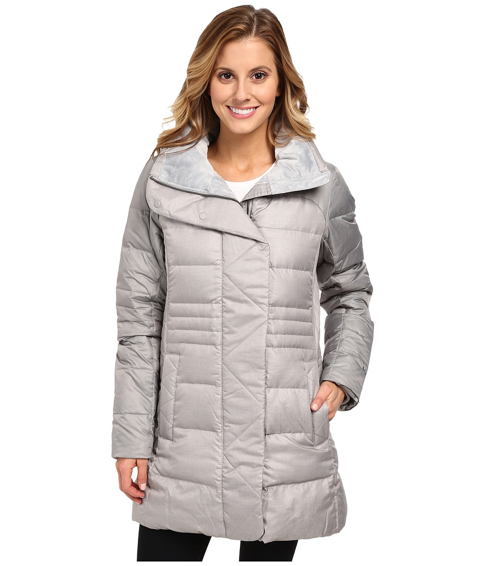 Marmot Alderbrook Jacket Steel/Stealth Gray/Stealth Gray Womens Jacket