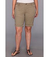 Jag Jeans Plus Size - Plus Size Union Short