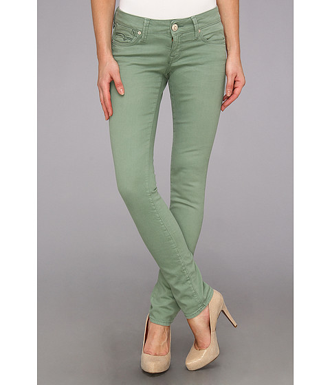 search mavi jeans lindy in nile green. Black Bedroom Furniture Sets. Home Design Ideas