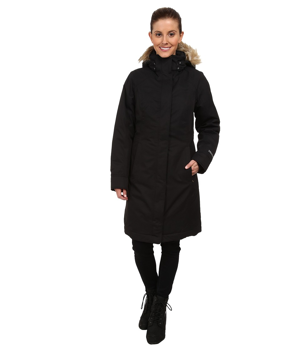Marmot - Chelsea Coat (Black) Womens Coat