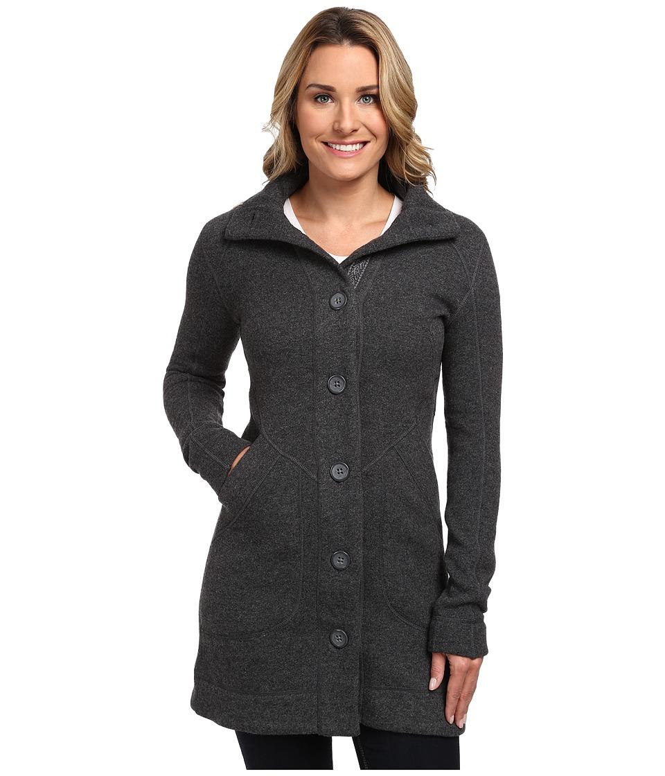 Marmot Maddie Sweater (Slate Grey Heather) Women's Coat