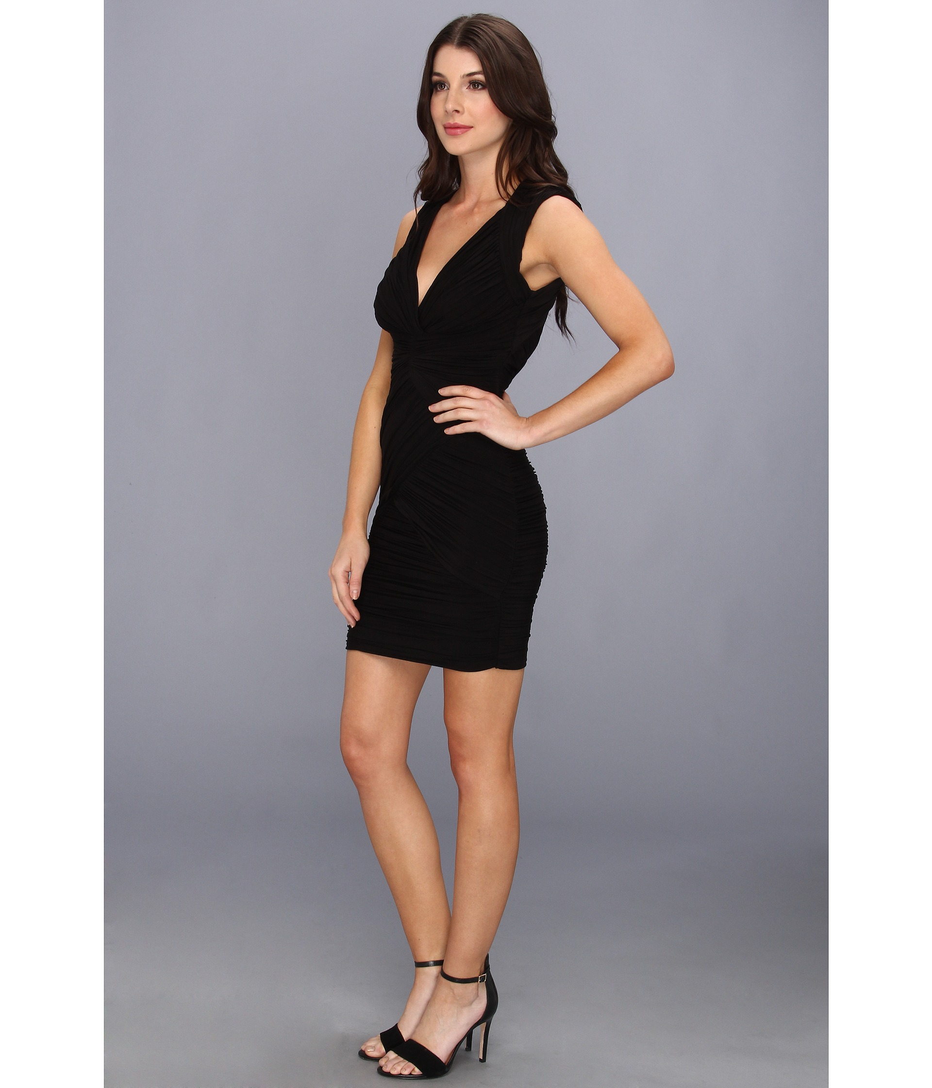 V Neck Cocktail Dresses - Ocodea.com