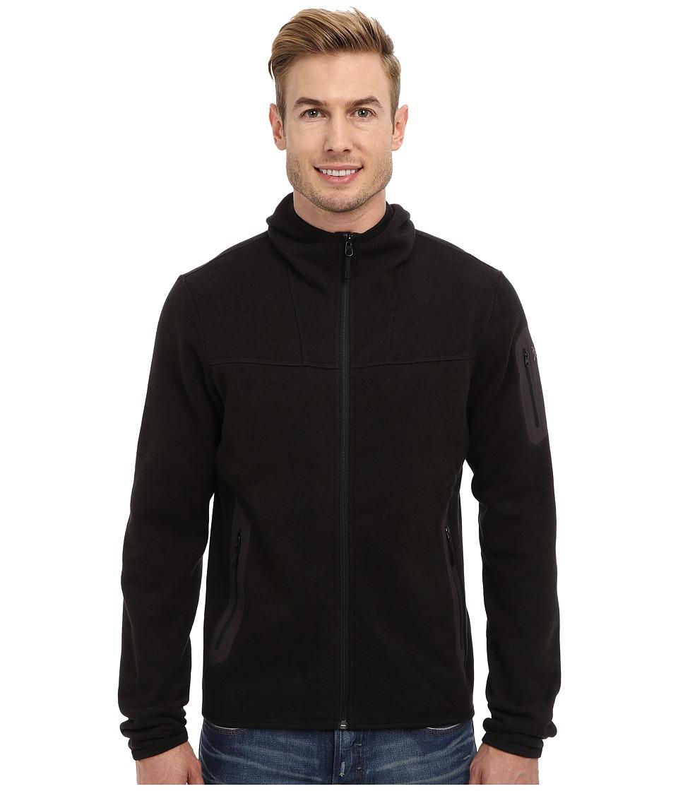 Arcteryx - Covert Hoody (Black) Mens Sweatshirt