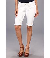 Mavi Jeans - Karly Midrise Bermuda in White R-Vintage