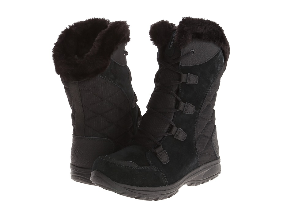 Columbia - Ice Maiden II (Black/Columbia Grey) Women