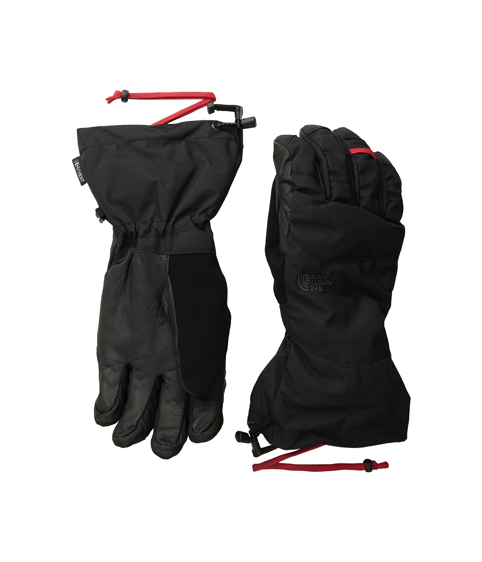 The North Face Mountain Guide Glove (TNF Black) Extreme Cold Weather Gloves