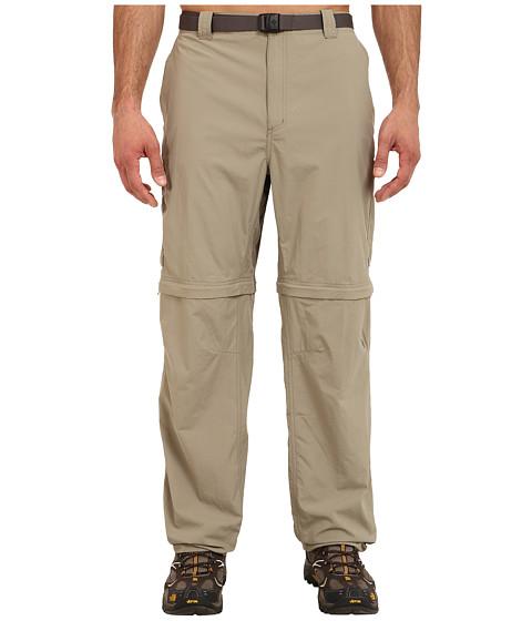 Columbia Silver Ridge™ Convertible Pant - Extended - Tusk
