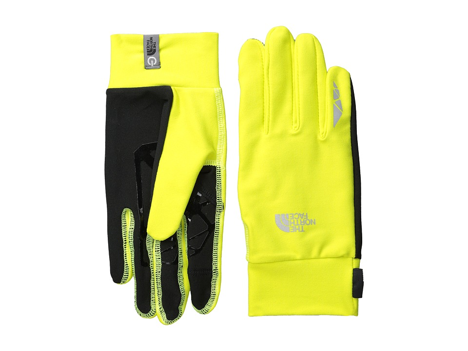 The North Face Runners 1 Etip Glove (Sulphur Spring Green) Extreme Cold Weather Gloves