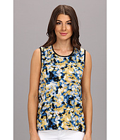 Calvin Klein Jeans - Printed High-Low Muscle Soft Touch Poly Tank