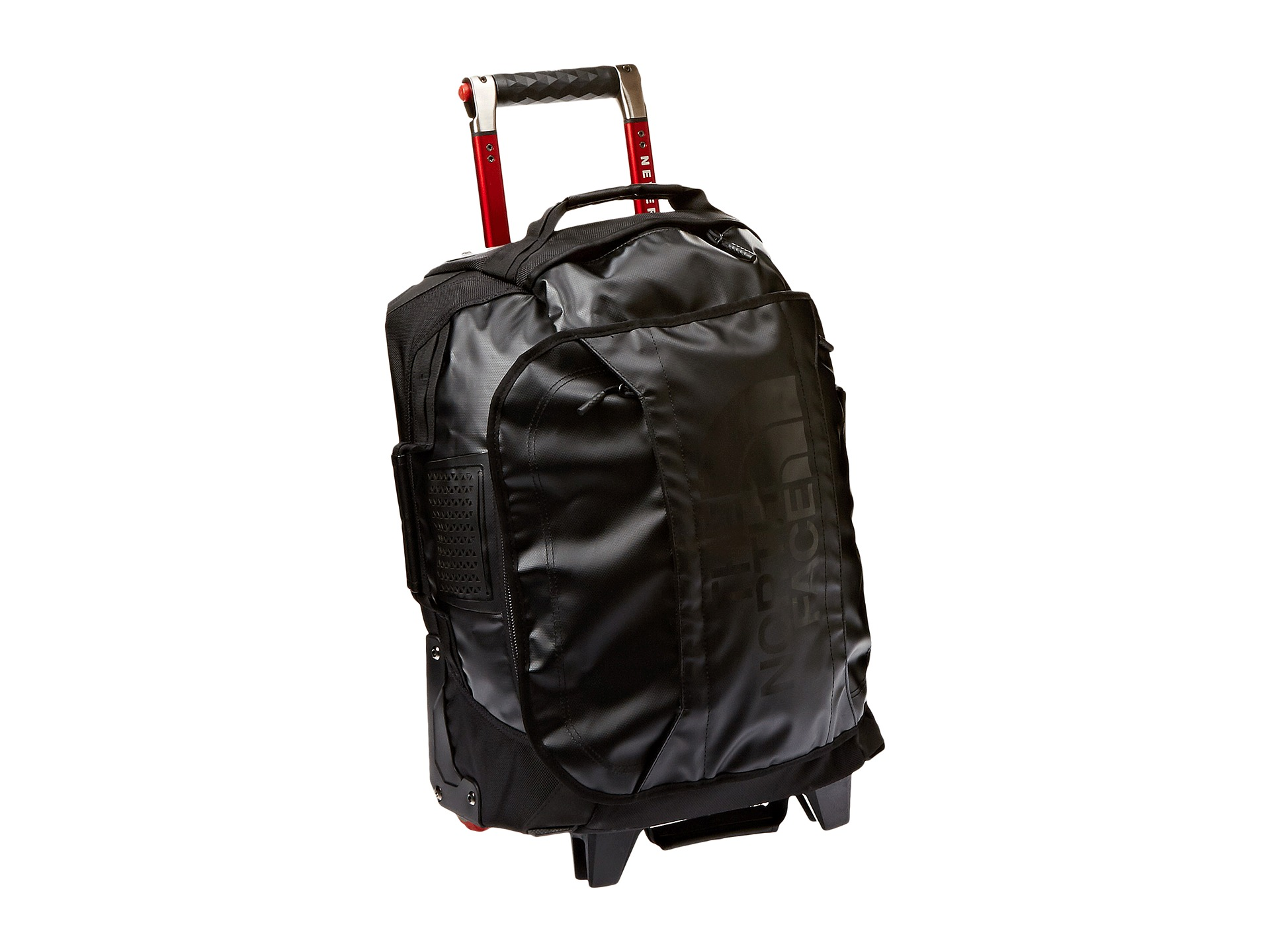 north face hand luggage bag