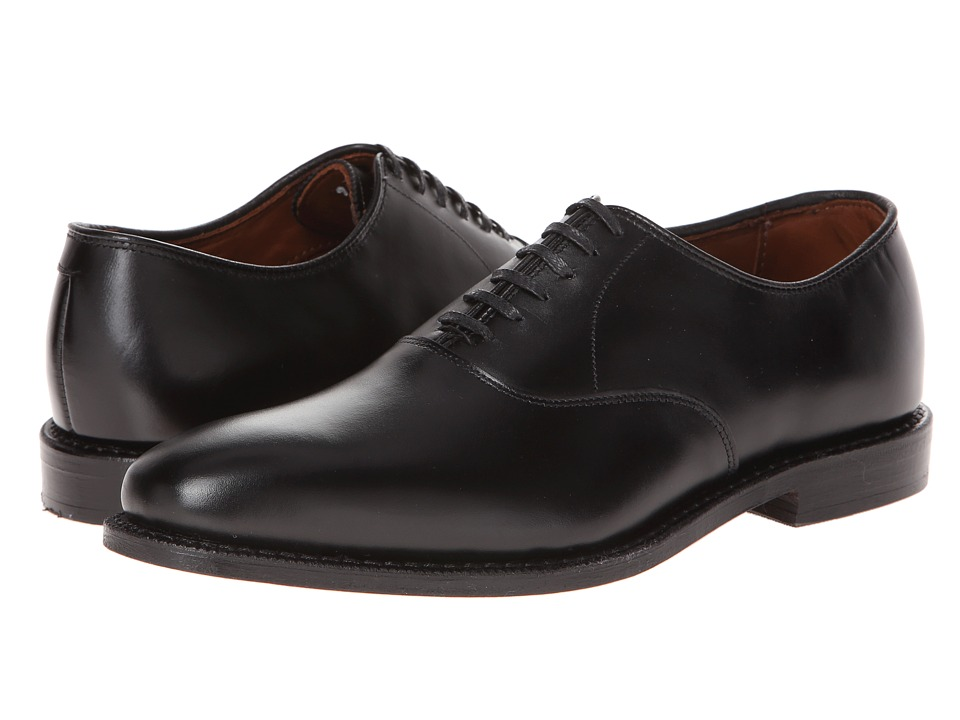 Allen-Edmonds Carlyle (Black Custom Calf) Men