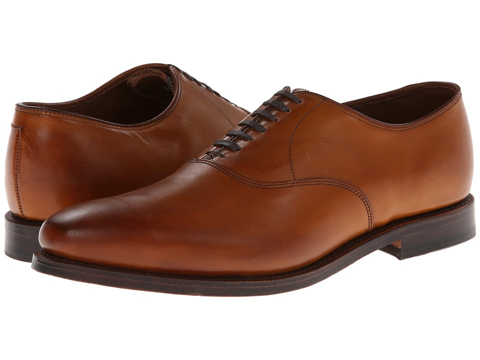 Allen Edmonds Carlyle Walnut Burnished Calf Mens Shoes