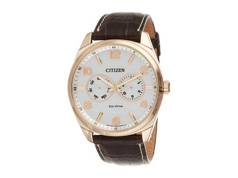 Citizen Watches AO9023-01A Men s Dress - Gold Tone Stainless Steel