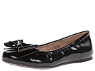 Venettini Kids - 55-Ivana (Little Kid/Big Kid) (Black Gloss Patent) - Footwear