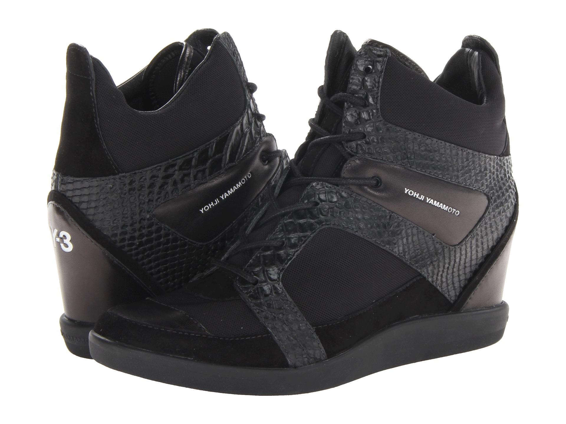 adidas y 3 by yohji yamamoto y 3 sukita ii black y 3 black. Black Bedroom Furniture Sets. Home Design Ideas
