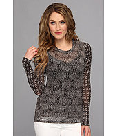 BCBGMAXAZRIA - Agda Second Skin Knit Top